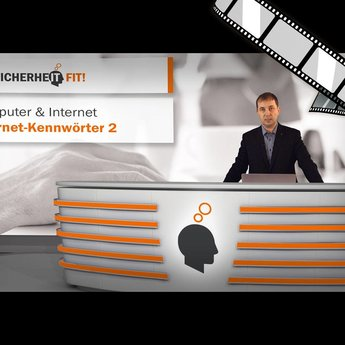 "moderiertes Video ""Internet-Kennwörter 2"""