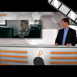 "Video ""Abteilungsdrucker"" moderiert"