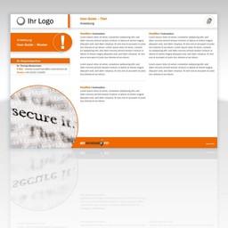 """User-Guide """"Zugriffsschutz für das Diensthandy"""""""