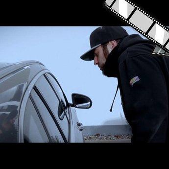 """szenisches Video """"Nichts offen im Auto liegen lassen"""""""