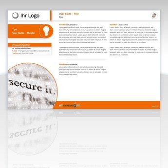 """User-Guide """"Empfang: Dokumente sicher verwahren"""""""