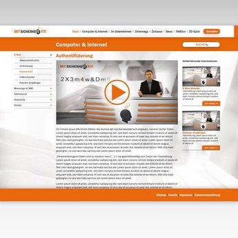 Awareness-Portal Größe S (mit Examen, ohne Videos)