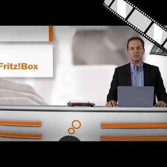 """moderiertes Video """"Konfiguration einer Fritz!Box"""""""