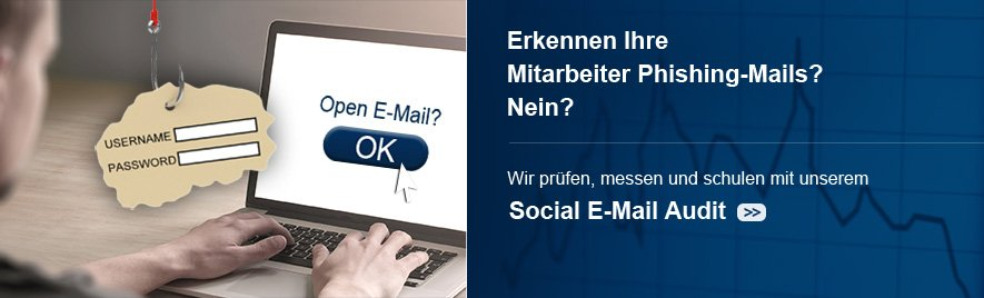 Social E-Mail-Audit