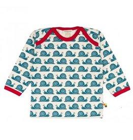 Loud & Proud Loud&Proud Langarm Shirt Schnecken