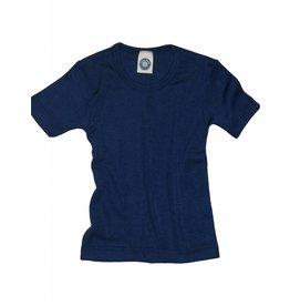 Cosilana Cosilana Wolle/Seide Hemd kurzarm
