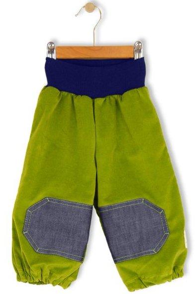 Bubblekid Babyhose Oriel grün