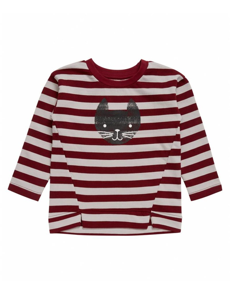 Sense Organics Sense Organics Sweater Dennise mit Katze
