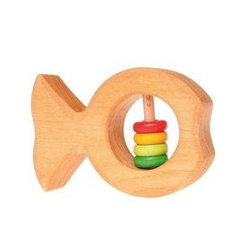 Grimm´s Grimm`s Babyrassel Fisch mit bunten Scheiben