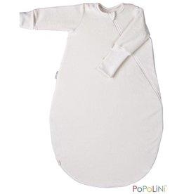 Popolini / Iobio Iobio Schlafsack mit Arm aus Baumwollfleece