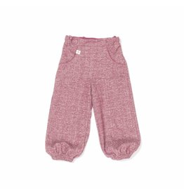 Alba of Denmark Alba Ally Baggy Pants bordeaux meliert