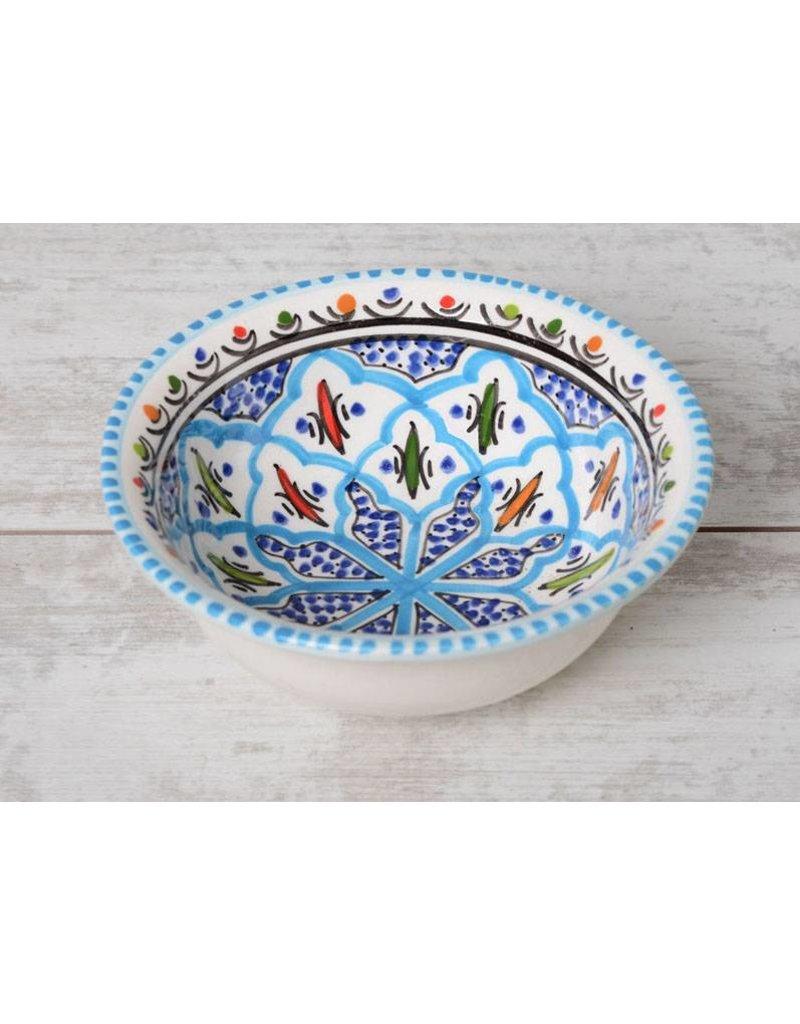 Dishes & Deco saladier turk blue