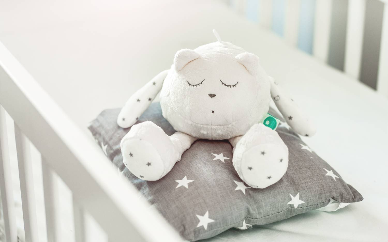 peluche d'aide a l'endormissement