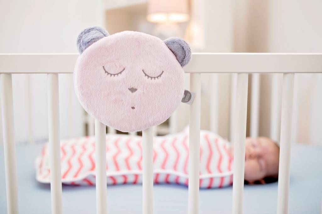 myHummy slapende hoofdje in de kleur roze kopen