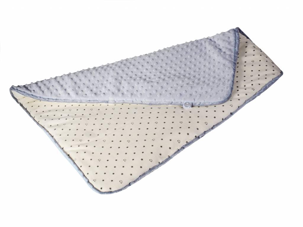 myHummy kış battaniyesi bebek - gri
