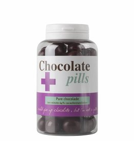 Pillen Pure Chocolade