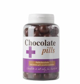 Pills Milk chocolate