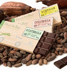 The Chocolate Line By Dominique Persoone Bean to Bar