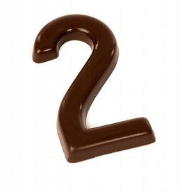 Chocolate number - Milk