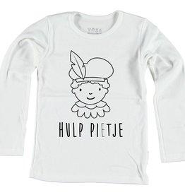 Hulp pietje shirt kind