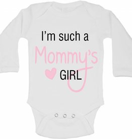 Longsleeve romper Mommy's Girl
