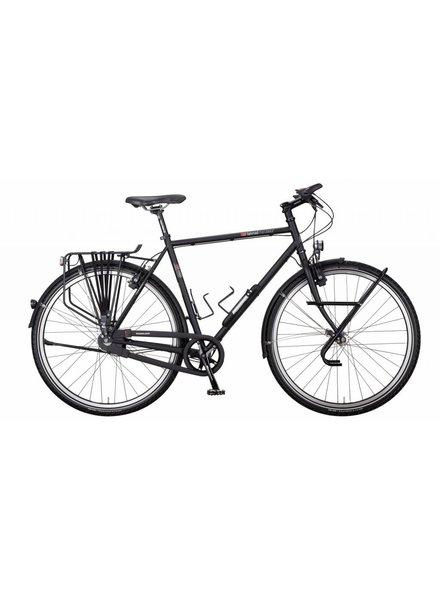 VSF FAHRRADMANUFAKTUR Herenfiets VSF Fahrradmanufaktur Expedition TX-1000 - ebony mat (zwart)