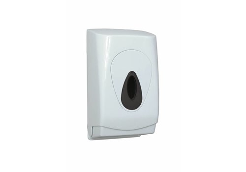 Dispenser Toiletpapier Bulkpack - Wand