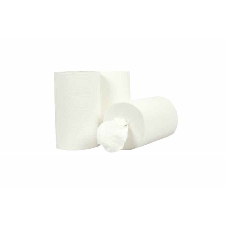 Handdoek Rol Mini Coreless 12 stuks 120m 1laags