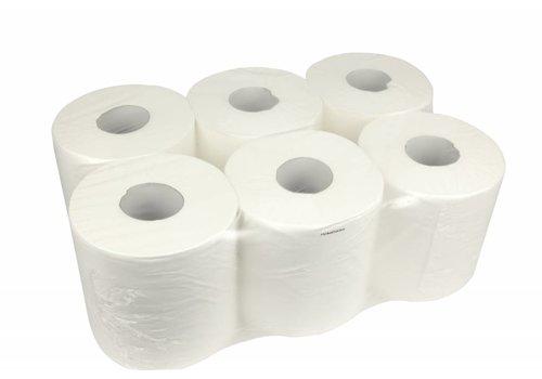 Handdoekrol Midi 2 laags cellulose