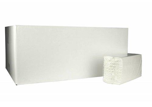 Papieren Handdoekjes - 3040 stuks, 2 laags, 31x25cm