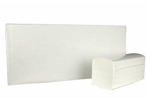Handdoekjes Interfold - 3200 stuks, 2 laags, 32x22cm