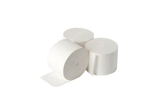 Toiletpapier Coreless 24 rollen 2lg 900v