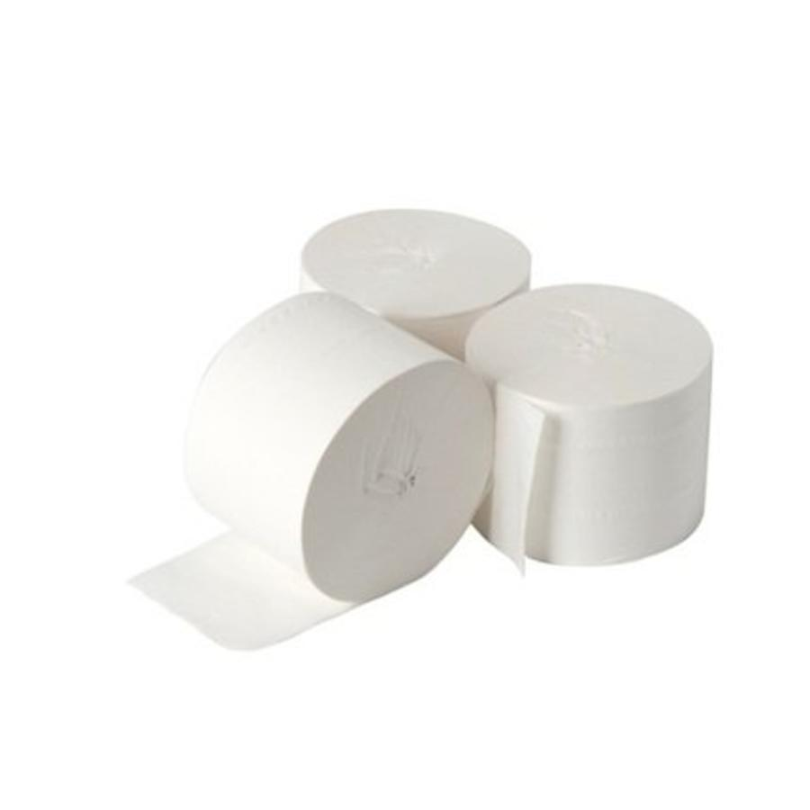 Toiletpapier Coreless 24 rollen 112,5m 900 vellen 2 laags