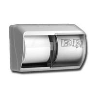 Dispenser Toiletpapier Traditioneel Duo