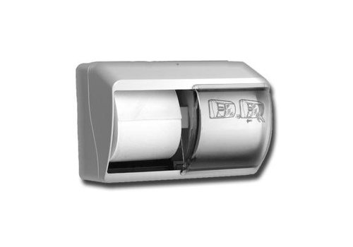Dispenser Toiletpapier Traditioneel Duo