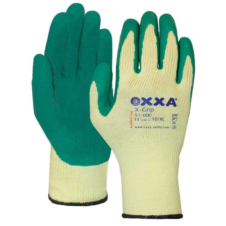 Werk handschoenen Grip Oxxa X-Grip 51-000