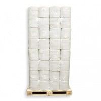Toiletpapier Traditioneel 10x4 rollen 400 vellen 2 laags