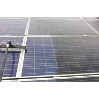 Zonnepanelen reiniger Huchem Solar Clean