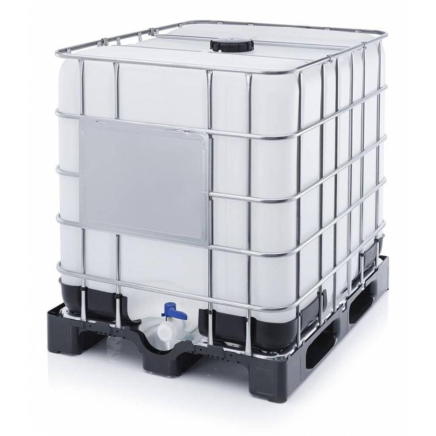 Glycol in 1000 liter IBC
