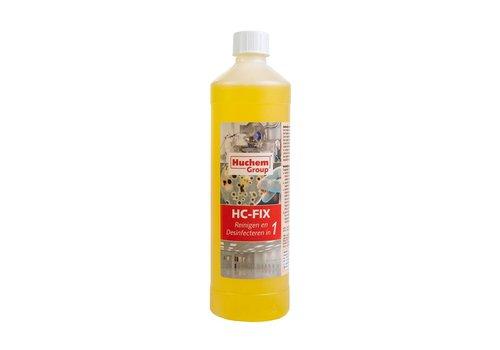 Desinfectiemiddel HC Fix 1 liter