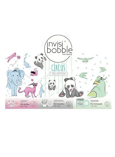 invisibobble® Limited Circus Collection Mixed Set