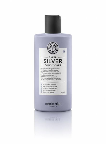 Maria Nila Maria Nila Sheer Silver Conditioner 300 ml