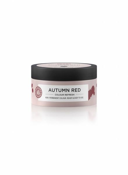 Maria Nila Maria Nila Colour Refresh Autumn Red 6.60
