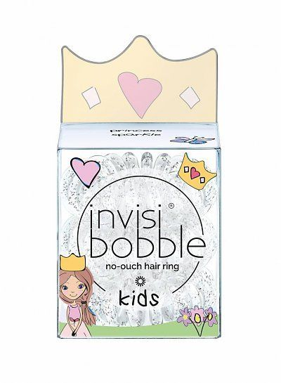 invisibobble® KIDS Princess Sparkle Haargummi