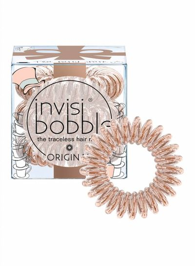 invisibobble® ORIGINAL I Live in Wonderland Limited Collection Tea Party Spark