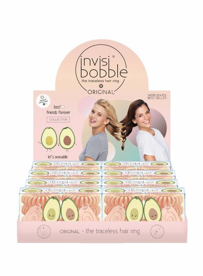 invisibobble® BFF Edition Display