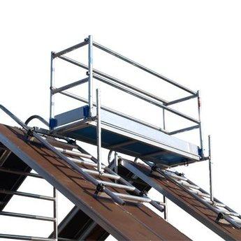 Euroscaffold Dak- schoorsteensteiger compleet 250