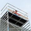 Euroscaffold Set aluminium kantplanken 1.90 x 1.35m