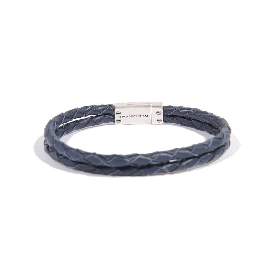 NNO STRINGS ATTACHED - DARK BLUE - SILVER