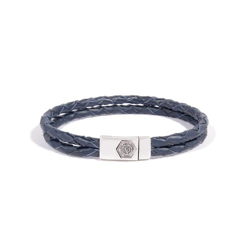 NO STRINGS ATTACHED - DARK BLUE - SILVER